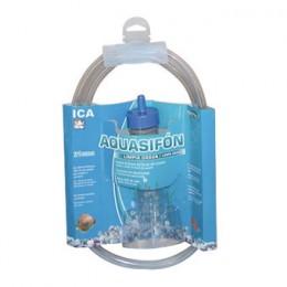 AQUASIFON - Sifón limpia grava 21cm
