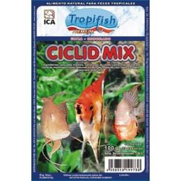 Ciclid Mix Congelado 100 Gr