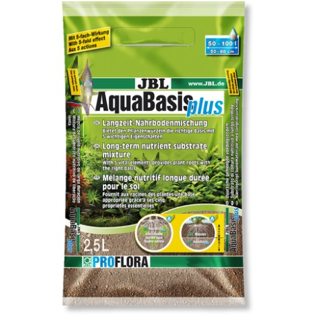 Aquabasis Plus 2.5 Litros