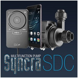 SYNCRA SDC 9.0 - Bombas ajustables con Wi-Fi