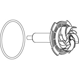 Rotor completo Syncra advanced 7.0