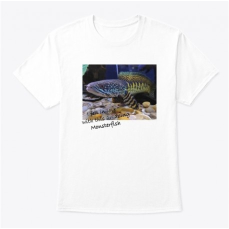 Camiseta Love MonsterFish