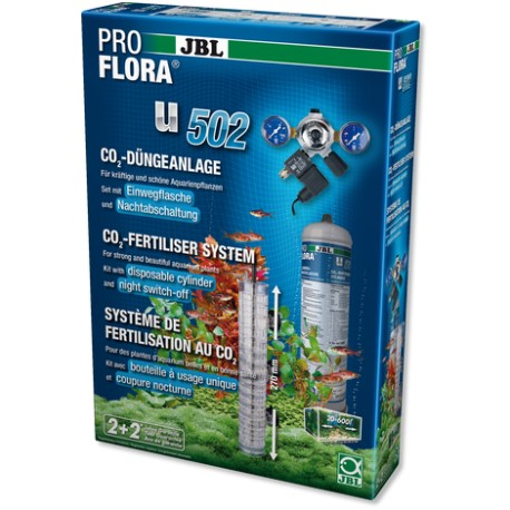 Co2 Desechable Proflora u501