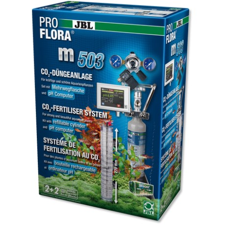 Co2 recargable Proflora m503