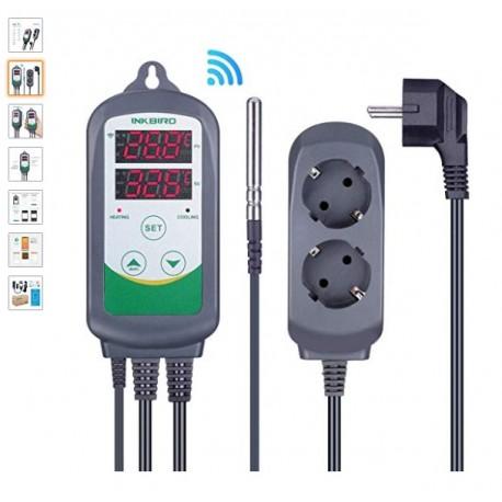 Termostato Digital Inkbird ITC-308 WiFi