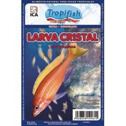 Larva Cristal Congelada 100 Gr