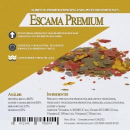 Escama Premium 400 Gr / 3 Litro