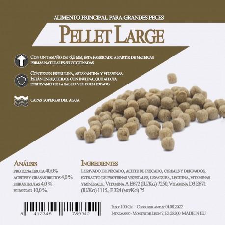 Pellet Large 100 Gr