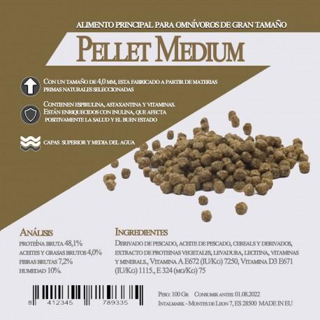 Pellet Medium