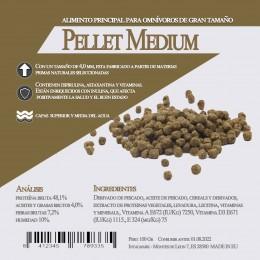 Pellet Medium 1Litro / 350 Gr