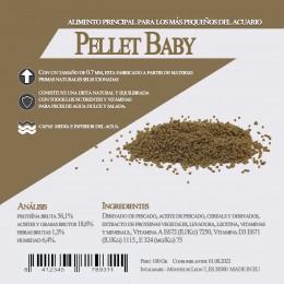 Pellet Baby 1 Litro / 600 Gr