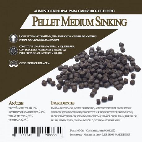 Pellet Medium  Sinking 100 Gr
