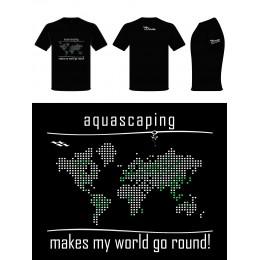 Camiseta Aquaflora Aquascaping